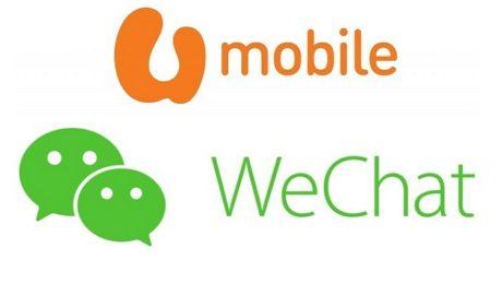 U Mobile Wechat Go