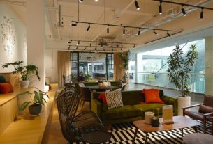 Lounge at Common Ground Damansara