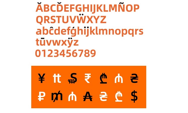 Alibaba Releases First-Ever Font for Its Ecosystem