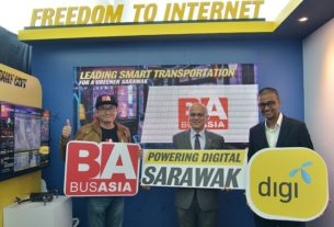 Sarawak Smart Transportation