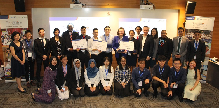 ADSE Malaysia 2019 - Winners and participants (at Monash)