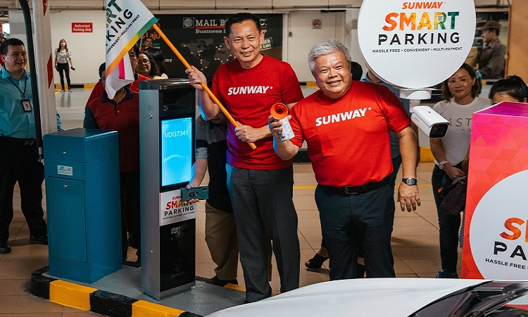 Sunway Smart Parking