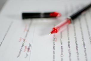 Editing Matters workshop