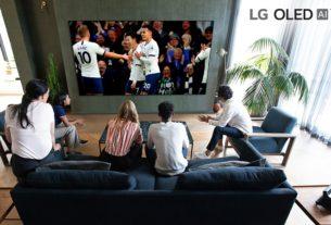 LG Tottenham 8K