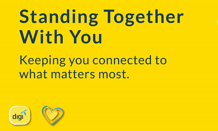 Digi - Standing Together With You