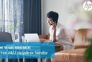 HP Remote Helpdesk